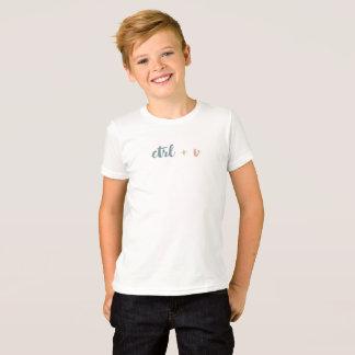 Ctrl + V: Kid's familyl shirt