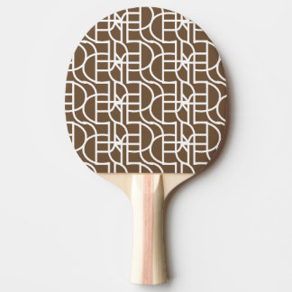 Ctrl (+w) / Ping Pong Paddle, Red Rubber Back Ping Pong Paddle