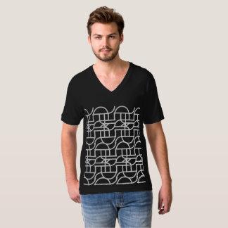 Ctrl (+white) / Men's American Apparel Fine Jersey T-Shirt