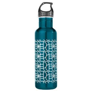 Ctrl (+white) stainless bottle