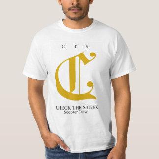 CTS Gold Shirt