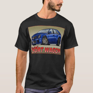 CTS_V_WAGON_blue T-Shirt