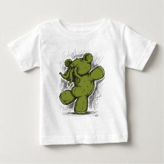 Ctulhu - Lovecraft's Teddybear Baby T-Shirt