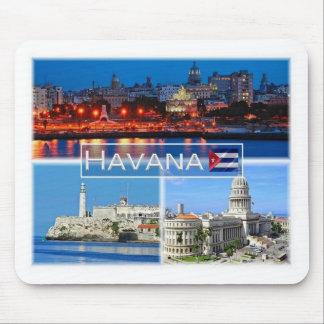 CU Cuba - Havana - Morro castle - Mouse Pad
