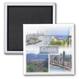 CU * Cuba Magnet