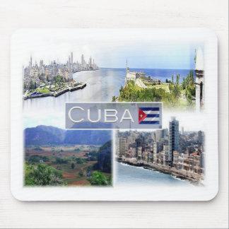 CU Cuba - Malecón - Viñales Valley Mouse Pad