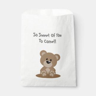 Cub Favor Bags