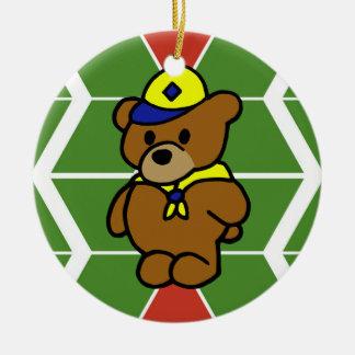 Cub Scout Chevron Ornament