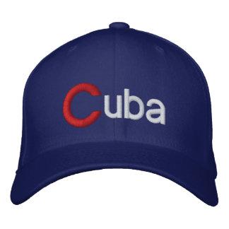 Cuba- Big C Cuba Baseball Cap