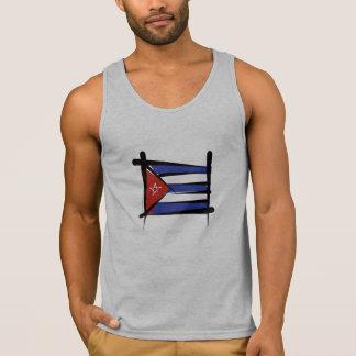 Cuba Brush Flag