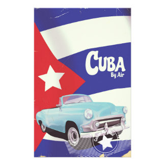 Cuba by Air Stationery
