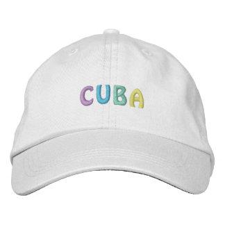CUBA cap Baseball Cap