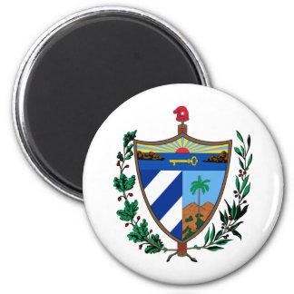 Cuba Coat of arms CU Magnet