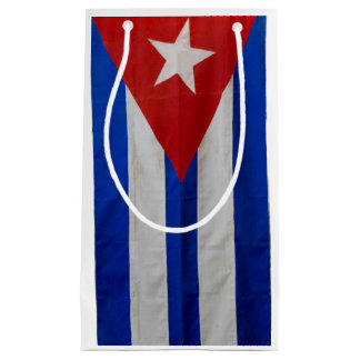 Cuba Country Flag Small Gift Bag