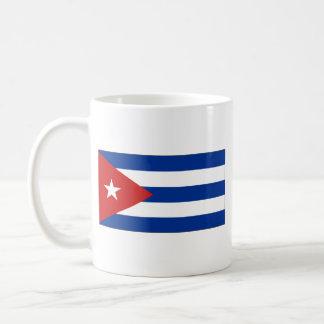 Cuba Flag ~ Map Mug