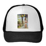 Cuba Holiday Isle Of The Tropics Mesh Hats