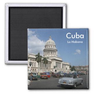 Cuba - La Habana Magnet