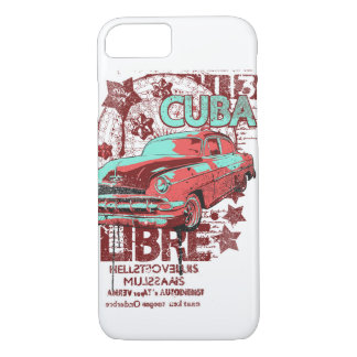 Cuba Libre Glossy Phone Case