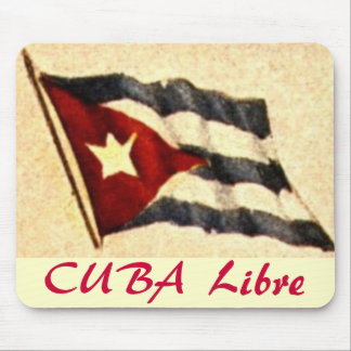 CUBA Libre Mousepad