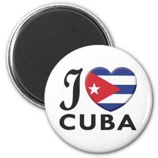 Cuba Love Magnet