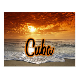 Cuba Postcard