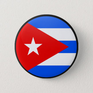 Cuba quality Flag Circle 2 Inch Round Button
