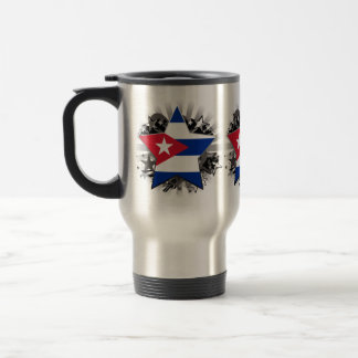 Cuba Star Travel Mug
