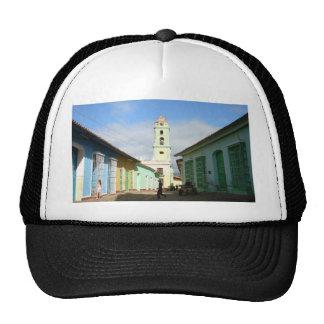 Cuba Trinidad Mesh Hat