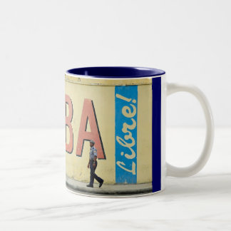 CUBA! Two-Tone COFFEE MUG