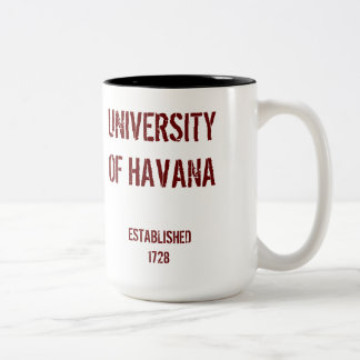 Cuba- University* of Havana Mug