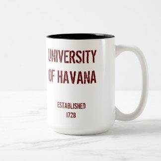 Cuba- University* of Havana Mug