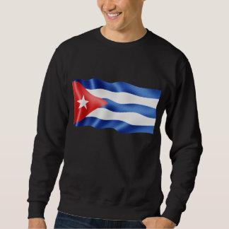 Cuba Waving Sweatshirt