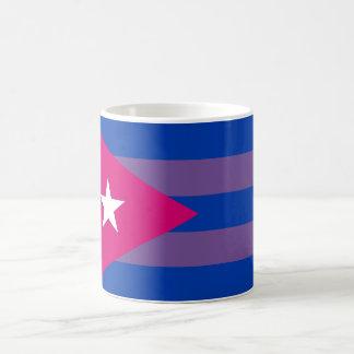 Cuban Bi Pride Bisexual LGBT mug