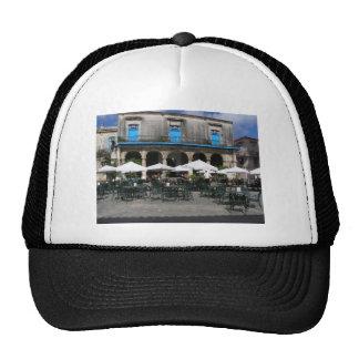Cuban Cafe Trucker Hats