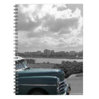 Cuban Cars 2 Note Books