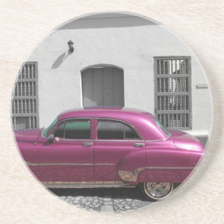 Cuban Cars 4 Coasters
