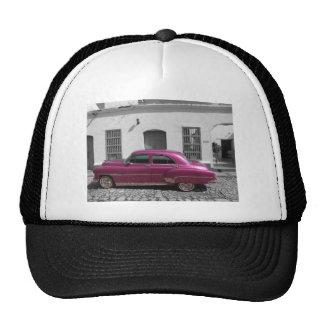 Cuban Cars 4 Trucker Hat