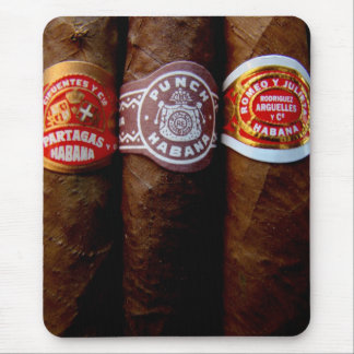 Cuban Cigars Mouse Pad