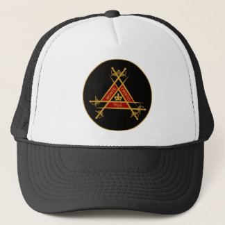 CUBAN CIGARS STUFF TRUCKER HAT