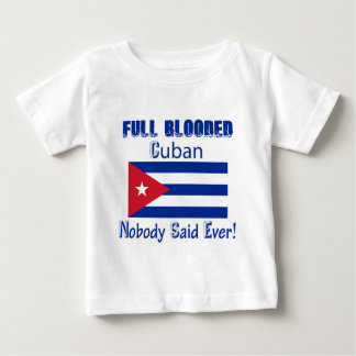 Cuban citizen design baby T-Shirt