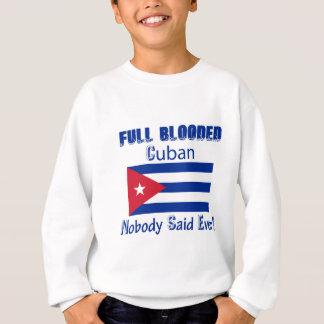 Cuban citizen design sweatshirt
