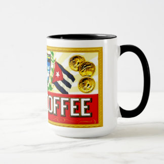 Cuban Coffee from Miami Mug
