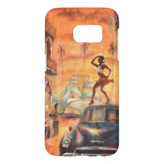 Cuban dances samsung galaxy s7 case