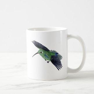 Cuban Emerald Hummingbird Coffee Mug