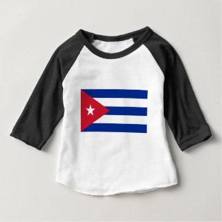 Cuban Flag - Bandera Cubana - Flag of Cuba Baby T-Shirt