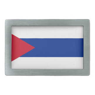 Cuban Flag - Bandera Cubana - Flag of Cuba Belt Buckle