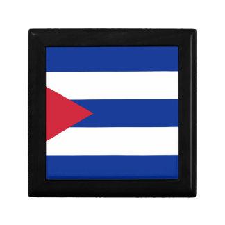 Cuban Flag - Bandera Cubana - Flag of Cuba Gift Box