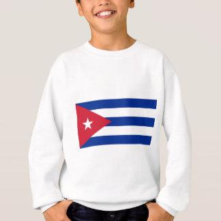 Cuban Flag - Bandera Cubana - Flag of Cuba Sweatshirt