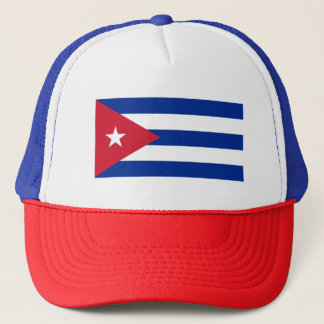 Cuban Flag - Bandera Cubana - Flag of Cuba Trucker Hat