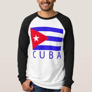 Cuban Flag T-Shirt